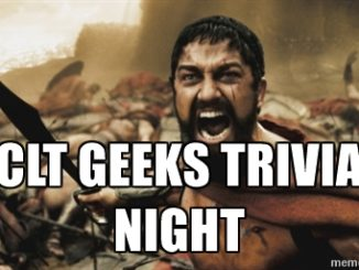Calgon, take me to Thermopylae! – The Charlotte Geeks